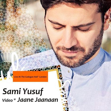 دانلود اجرای زنده آهنگ جان جانان با صدای سامی یوسف