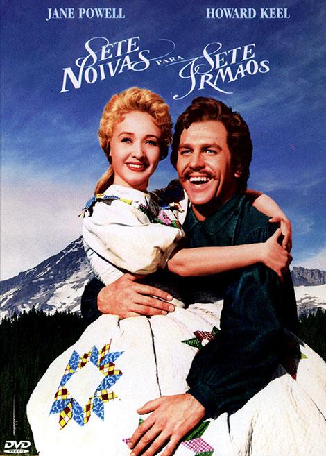 دانلود دوبله فارسی فیلم Seven Brides for Seven Brothers 1954