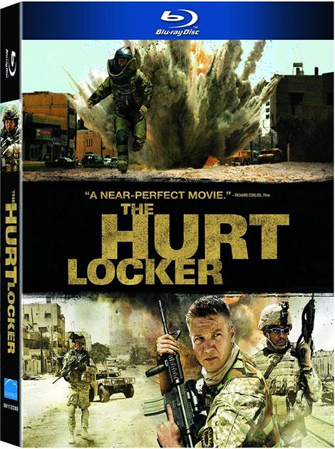 دانلود دوبله فارسی فیلم مهلکه The Hurt Locker 2008