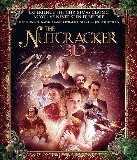 دانلود دوبله فارسی فیلم گردوشکن The Nutcracker in 3D 2010