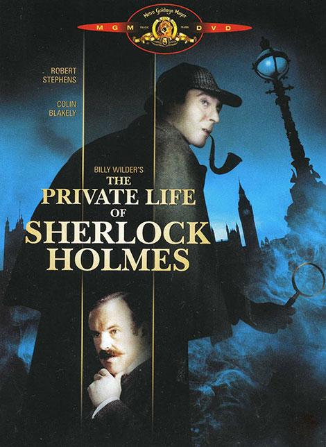 دانلود دوبله فارسی The Private Life of Sherlock Holmes 1970