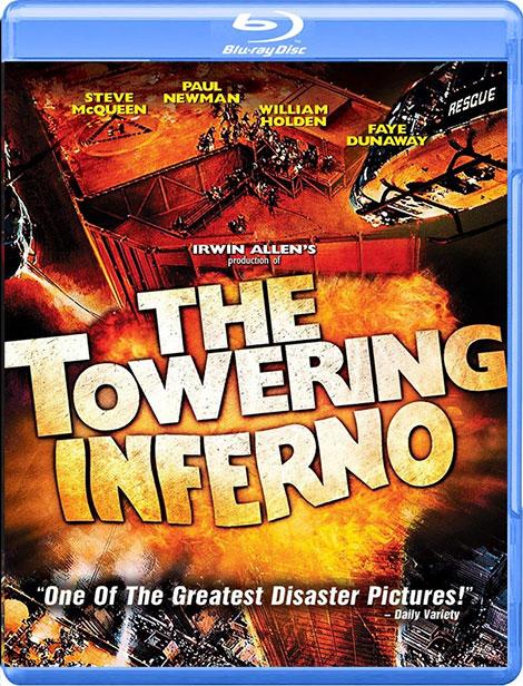 دانلود دوبله فارسی فیلم The Towering Inferno 1974