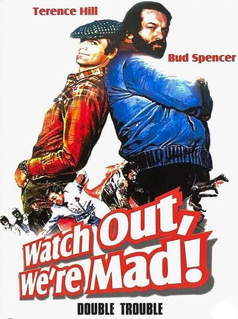 دانلود دوبله فارسی فیلم Watch Out, We're Mad 1974