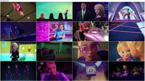 دانلود انیمیشن باربی پیراهن جاسوسی Barbie Spy Squad 2016