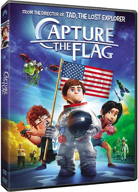 دانلود دوبله فارسی انیمیشن محافظین ماه Capture the Flag 2015