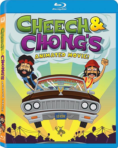 دانلود انیمیشن Cheech & Chong's Animated Movie 2013