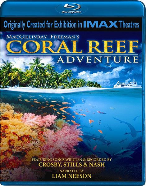 دانلود مستند ماجراجویی صخره مرجانی Coral Reef Adventure 2003