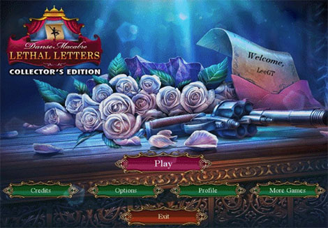 دانلود بازی Danse Macabre 5 Lethal Letters Collector's Edition Final