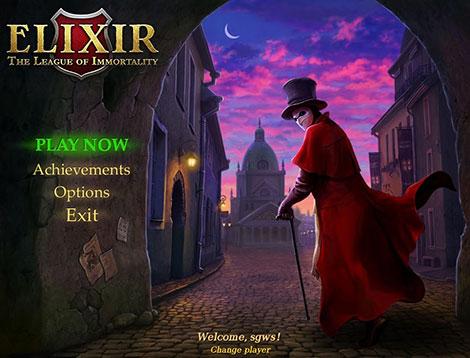 دانلود بازی Elixir: The League of Immortality