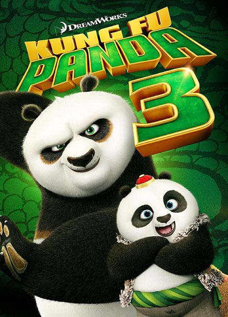 دانلود انیمیشن پاندای کنگ فو کار Kung Fu Panda 3 2016