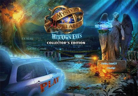 دانلود بازی Mystery Tales 4: Her Own Eyes Collector's Edition Final