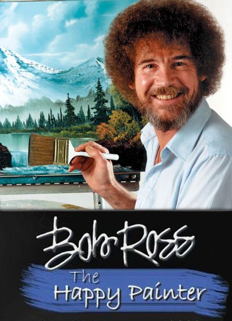 دانلود مستند PBS - Bob Ross: The Happy Painter 2011