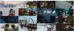 دانلود انیمیشن Snowtime! 2015