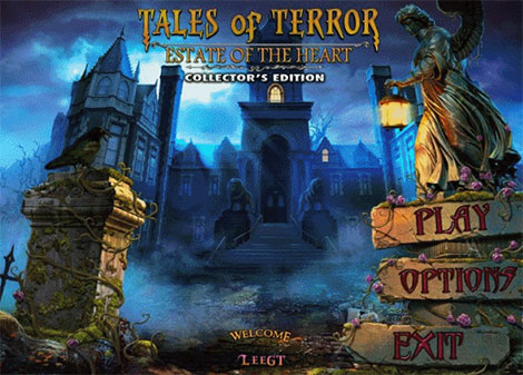دانلود بازی Tales of Terror 3: Estate of the Heart Collector's Edition