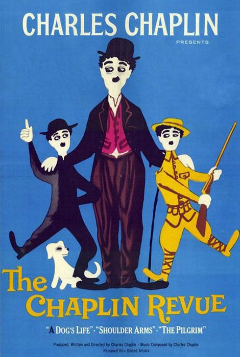 دانلود نمایشنامه انتقادی چاپلین The Chaplin Revue 1959