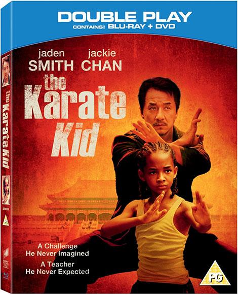 دانلود دوبله فارسی فیلم پسر کاراته باز The Karate Kid 2010