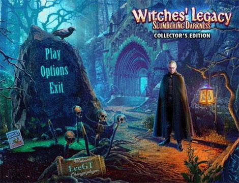 دانلود بازی Witches' Legacy 5: Slumbering Darkness Collector's Edition