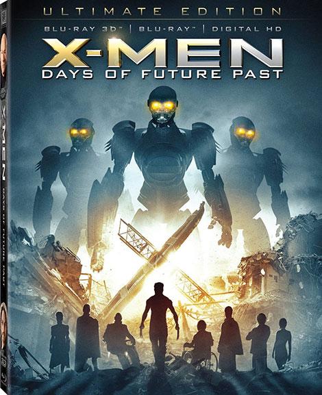 دانلود دوبله فارسی فیلم X-Men: Days of Future Past 2014