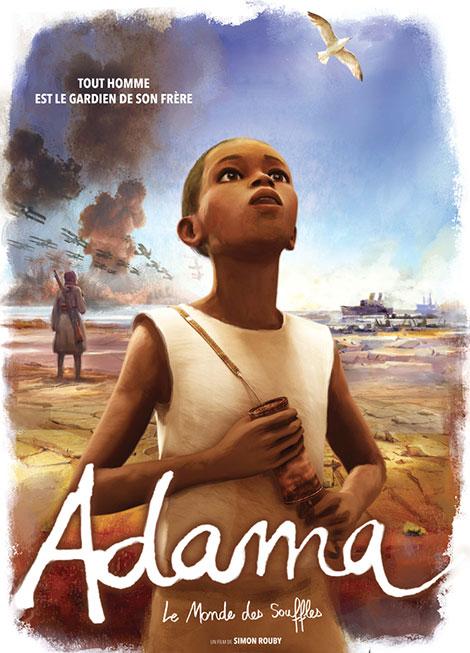 دانلود انیمیشن آداما Adama 2015