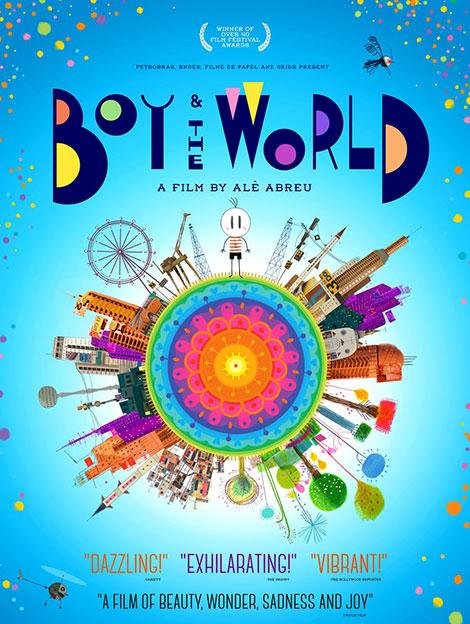 دانلود انیمیشن پسر و دنیا Boy and the World 2013
