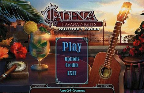 دانلود بازی Cadenza 3: Havana Nights Collector's Edition