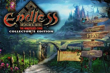 دانلود بازی فکری Endless Fables: The Minotaur's Curse Collector's Edition