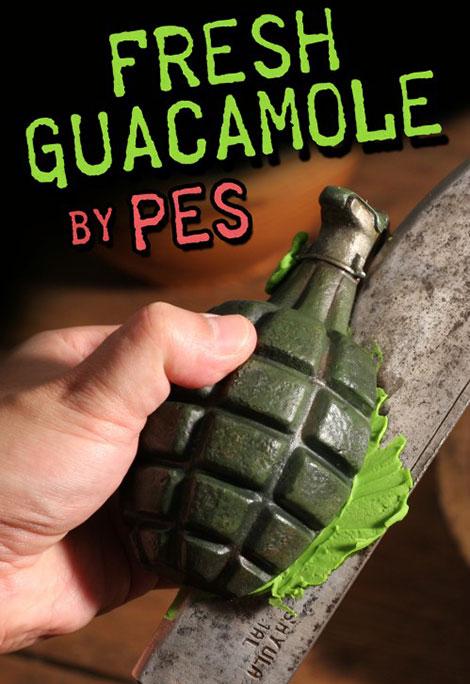دانلود انیمیشن گواکامول تازه Fresh Guacamole 2012