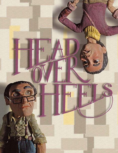 دانلود انیمیشن پشت و رو Head Over Heels 2012