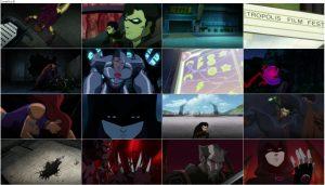 Justice League vs Teen Titans 2016