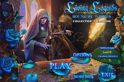 دانلود بازی Living Legends 4 Bound by Wishes Collector's Edition