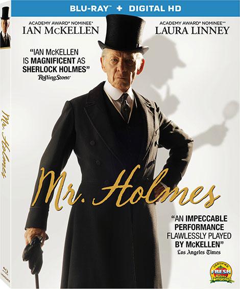دانلود دوبله فارسی فیلم آقای هلمز Mr. Holmes 2015