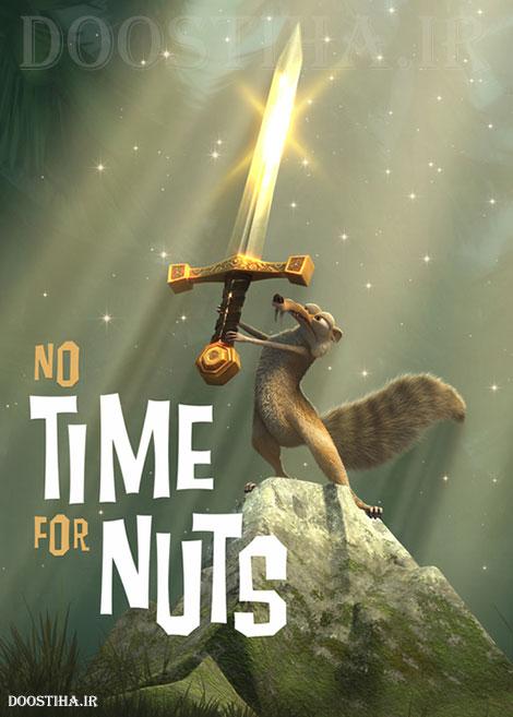 دانلود انیمیشن وقتی برای بلوط نیست No Time For Nuts 2006