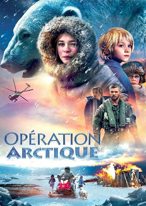دانلود دوبله فارسی فیلم Operation Arctic 2014