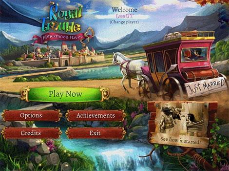 دانلود بازی Royal Trouble 2: Honeymoon Havoc Final