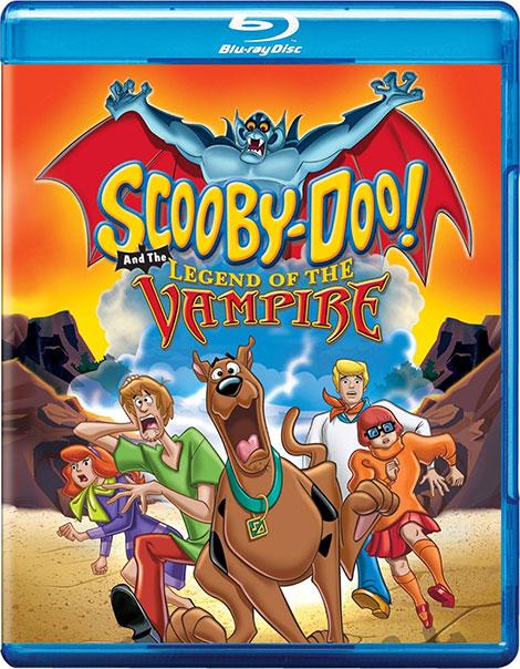دانلود انیمیشن Scooby-Doo and the Legend of the Vampire 2003
