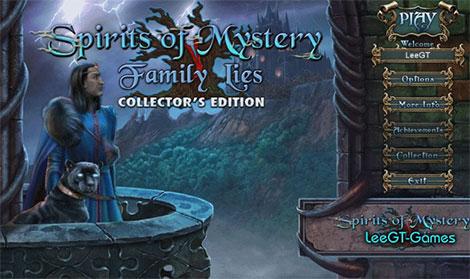 دانلود بازی Spirits of Mystery 6: Family Lies Collector's Edition