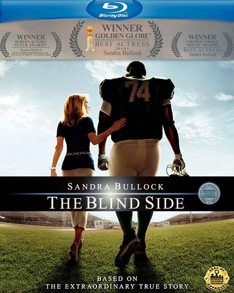 دانلود دوبله فارسی فیلم نقطه کور The Blind Side 2009