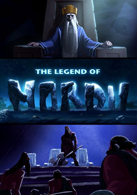 دانلود انیمیشن افسانه موردو The Legend of Mor'du 2012
