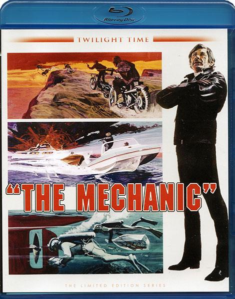 دانلود دوبله فارسی فیلم متخصص The Mechanic 1972
