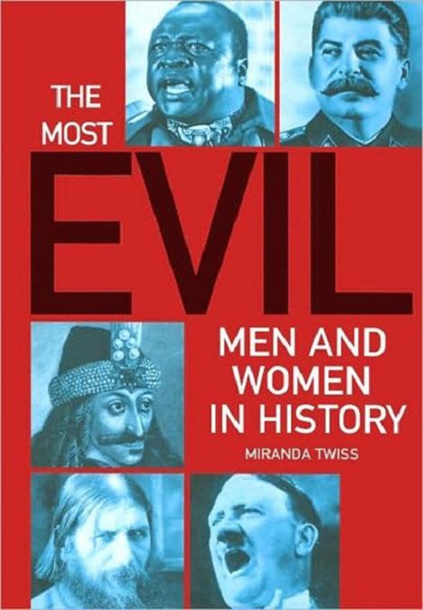 دانلود مستند The Most Evil Men and Women in History 2001