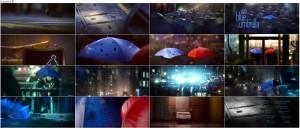 دانلود انیمیشن کوتاه پیکسار بنام چتر آبی The Blue Umbrella 2013