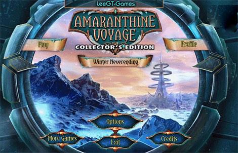 دانلود بازی Amaranthine Voyage 6: Winter Neverending Collector's Edition