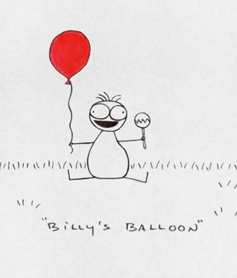 دانلود انیمیشن کوتاه بادکنک بیلی Billy's Balloon 1998