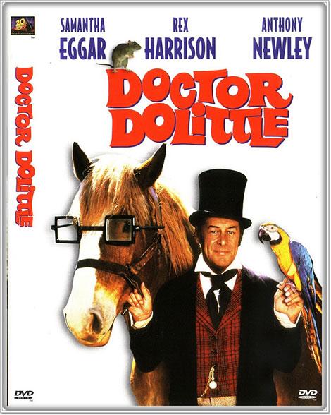 دانلود فیلم دکتر دولیتل Doctor Dolittle 1967