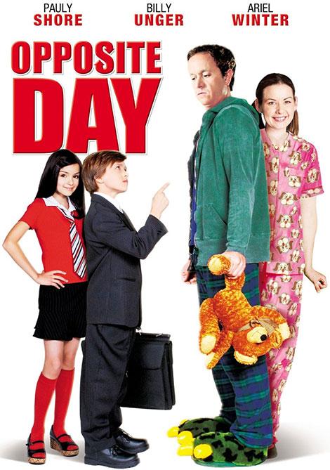 دانلود دوبله فارسی فیلم دنیای وارونه Opposite Day 2009