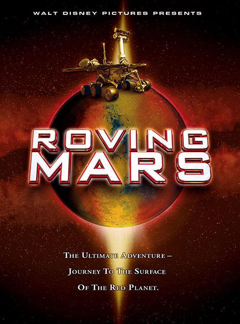 دانلود مستند مریخ نوردی IMAX: Roving Mars 2006
