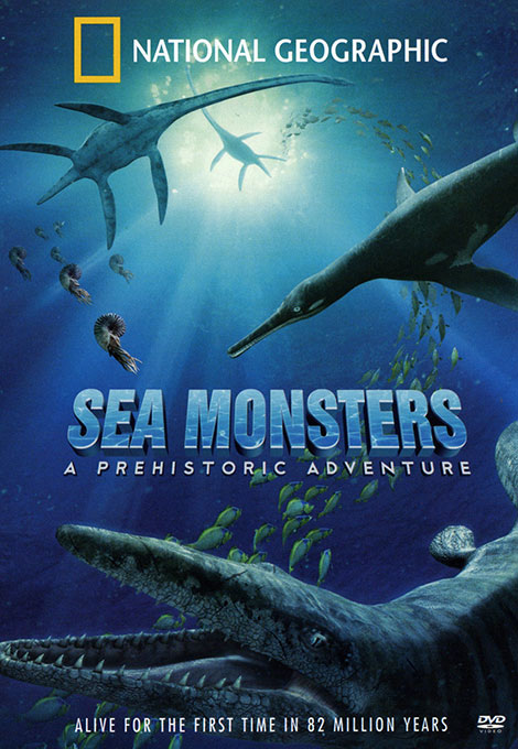 دانلود مستند Sea Monsters: A Prehistoric Adventure 2007