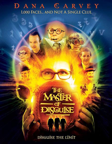 دانلود دوبله فارسی فیلم استاد تغییر قیافه The Master of Disguise 2002