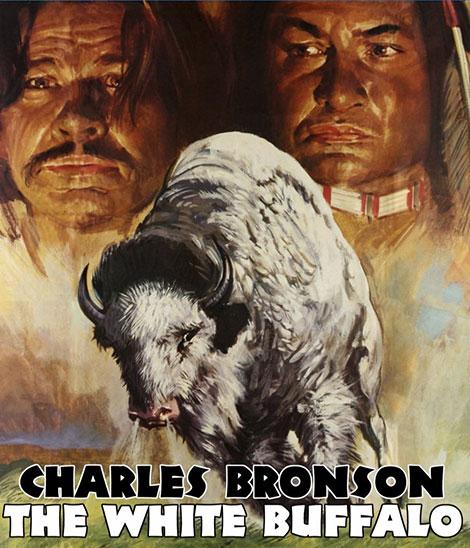 دانلود دوبله فارسی فیلم بوفالوی سفید The White Buffalo 1977