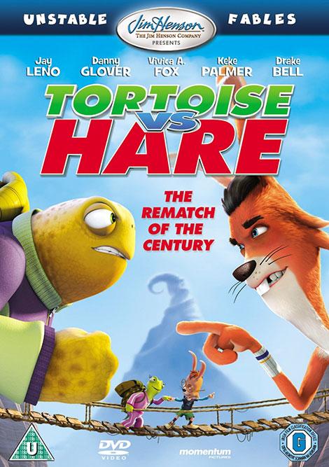 دانلود انیمیشن Unstable Fables: Tortoise vs. Hare 2008